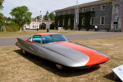 1955 - Ghia Streamline X Coupé