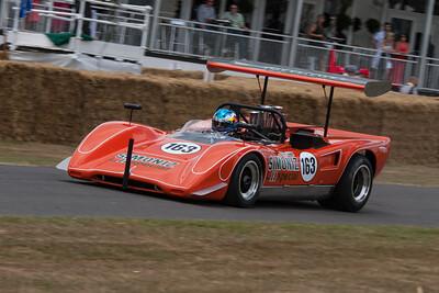 1969 - Lola-Chevrolet T163