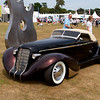 1936 - Auburn Boat Tail Speedster 'Slow Burn'