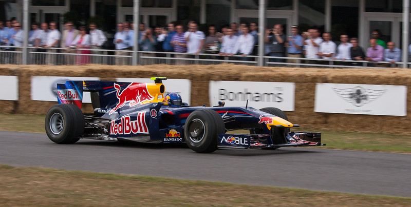 2009 - Red Bull-Renault RB5