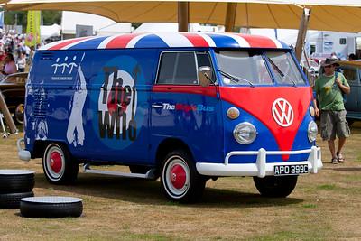1965 - VW Split-Screen Camper Van `The Who Magic Bus'