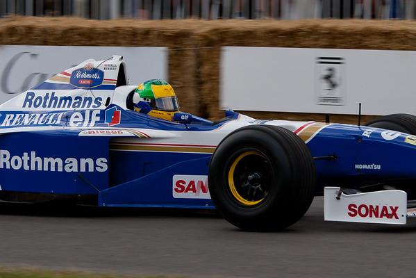 1994 - Williams-Renault FW16B