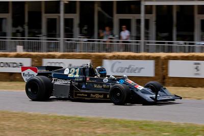 1976 - Williams-Cosworth FW05