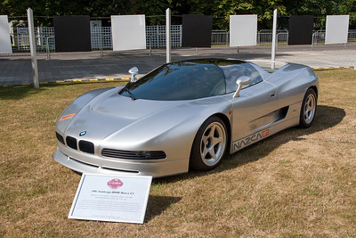 1991 - Italdesign BMW NAZCA C2