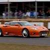 2010 Spyker C8 Aileron