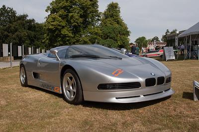 1991 - Italdesign BMW NAZCA C2