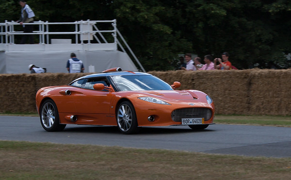 2010 - Spyker C8 Aileron