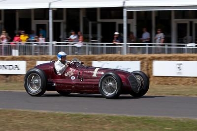1939 - Maserati 8CTF Boyle Valve Special