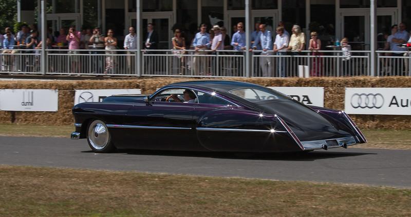 1948 - Cadillac Series 62 Sedanette Custom 'Cadzzilla'  (Billy Gibbons)
