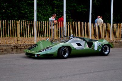 1968 - Marcos-Buick Mantis XP