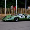 1968 Marcos-Buick Mantis XP