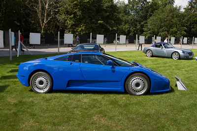 1991 - Bugatti EB110 GT