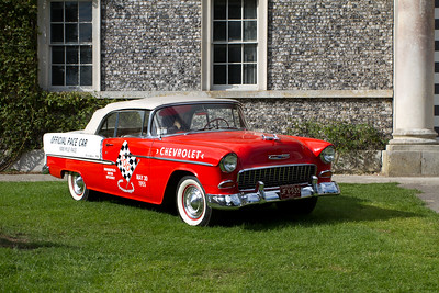 1955 - Chevrolet Convertible Indianapolis 500 Pace Car