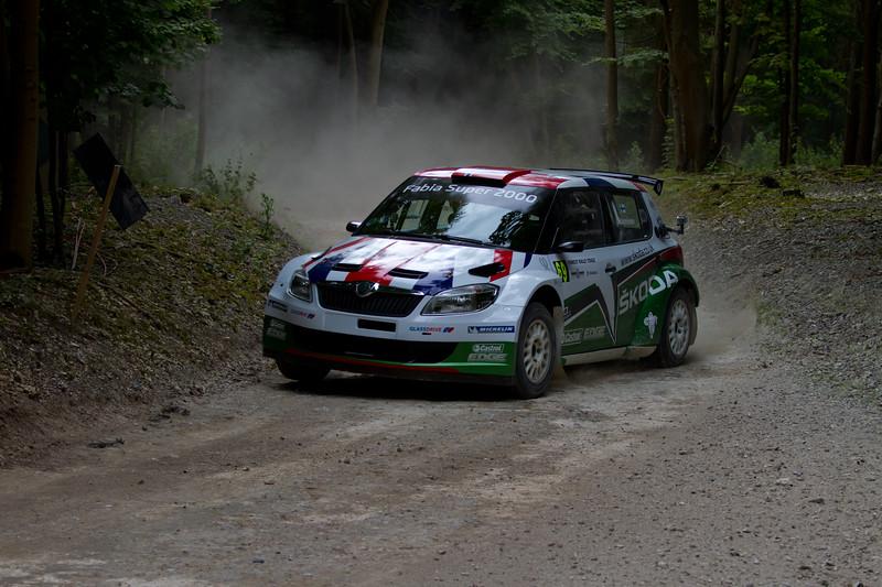 2011 Skoda Fabia S2000