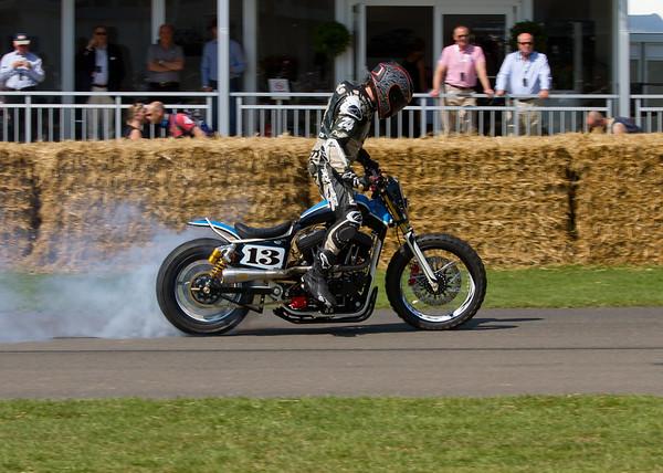 2007 - Harley Davidson FXSTB `Roland Sands Design'