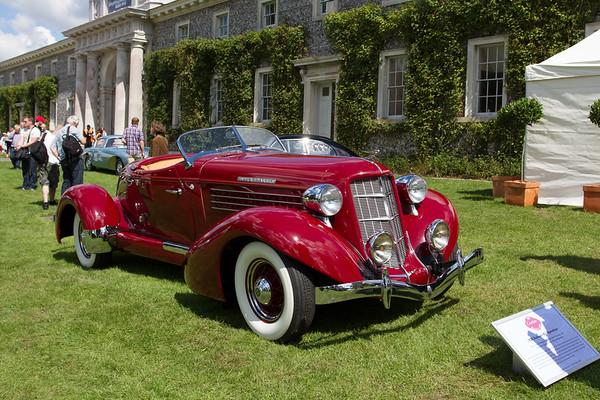 1935 Alburn 851 Speedster