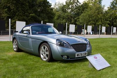 2000 - Jensen S-V8