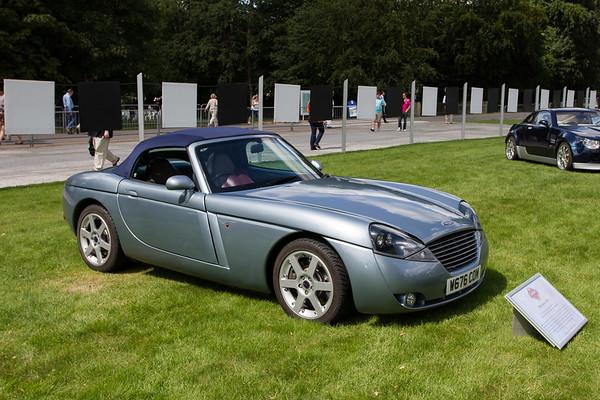 2000 Jensen S-V8