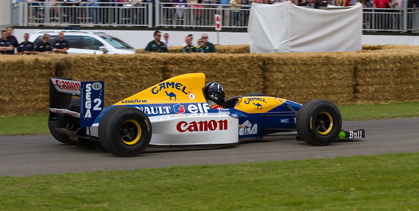 1993 - Williams-Renault FW15C