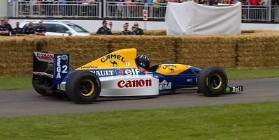 1993 - Williams-Renault FW15C