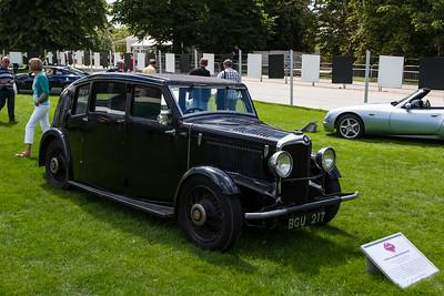 1934 - Crossley Burney Streamliner