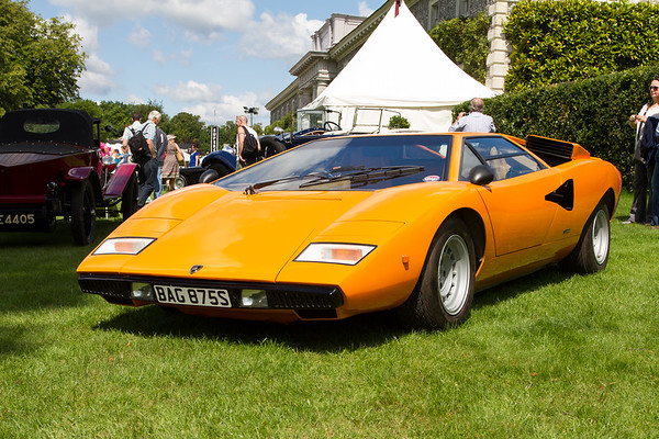 1977 - Lamborghini Countach LP400