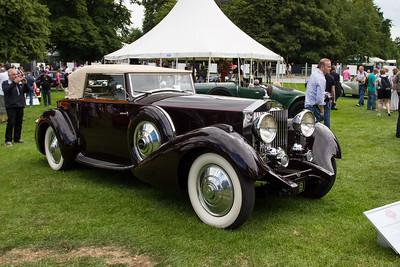 1934 - Rolls-Royce Phantom II Tourer