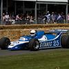 1980 Ligier-Cosworth JS11/15
