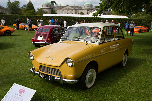 1958 - DAF 600 Luxe
