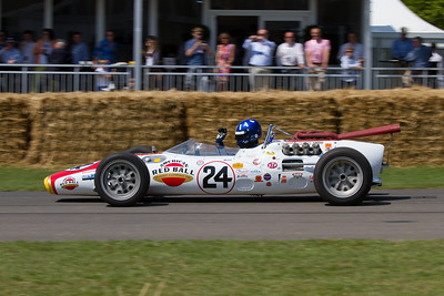 1966 - Lola T90 'Red Ball Special' (Josh Hill)