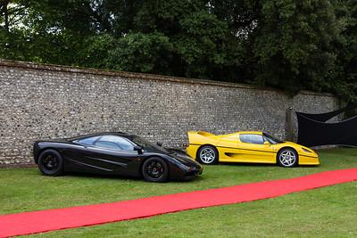 McLaren F1 & Ferrari F50