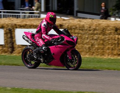 Yamaha R1 (Danny John-Jules from Red Dwarf)
