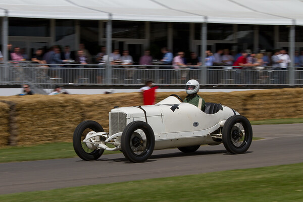 1923 - Mercedes Indianapolis