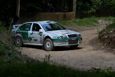 2002 - Skoda Octavia WRC EVO lll