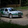 2002 Skoda Octavia WRC EVO lll