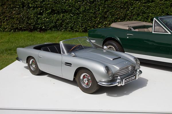 "1966 - Aston Martin DB5 Toy Car; ""prince charles"""