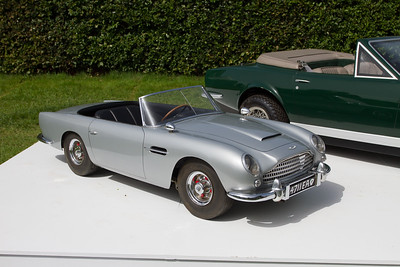 "1966 - Aston Martin DB5 Toy Car; ""prince charles"""