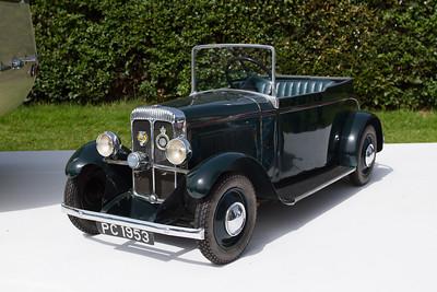 """1950 - Austin J40 Toy Car """"Prince Charles"""""""