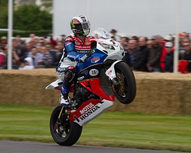 2012 - Honda CBR 1000RR (John Mcguinness)