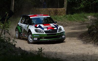 2012 - Skoda Fabia S2000