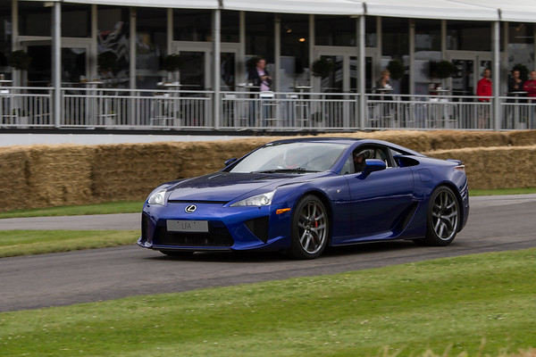 2012 Lexus LF-A