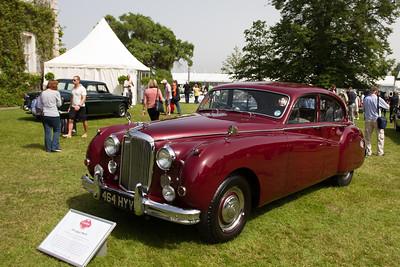 1955 - Jaguar Mk VII