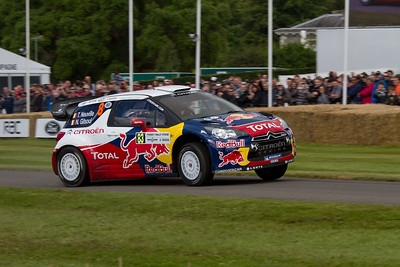2012 - Citroen DS3 WRC (Thierry Neuville)