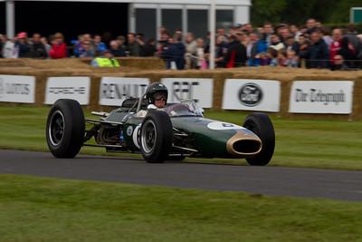 1963 - Brabham-Climax BT7