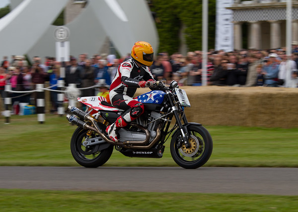 2011 - Harley-Davidson XR 1200 Race Series