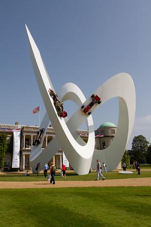 Lotus Heritage Sculpture