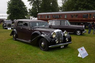 1948 - Daimler DE All Weather Tourer
