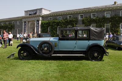 1924 - Rolls-Royce Silver Ghost