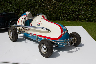 "1955 - Imperial Midget Toy Racing Car ""Prince Charles"""