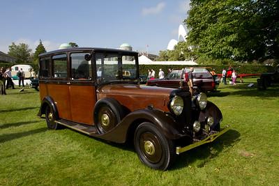 1937 - Daimler V 37 Hp Shooting Brake